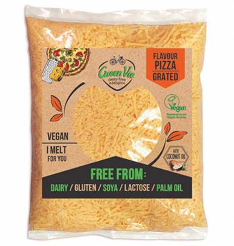 GreenVie Grated Pizza 1kg